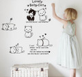Cats Words Wall Decals