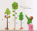 Trees, Owls Wall Decals