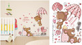 Baby Bears Wall Decals