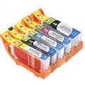 Canon PGI-220 & CLI-221 New Compatible Ink Cartridge Combo (2 Sets)