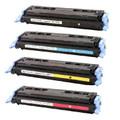 HP Q6000A,1A,2A,3A New Compatible Toner Cartridges Set 4/Pack