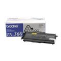 Brother TN-360 OEM Black Toner Cartridge - High Yield of TN-330