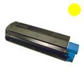 OKI 43034801 Compatible Toner Cartridge Yellow (OKI C3200)