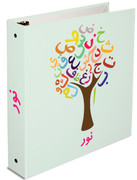 Personalized Arabic Tree Binder