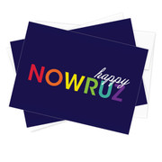 Happy Nowruz Stationery - Set of 10