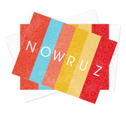 Colorful Nowruz Stationery - Set of 10