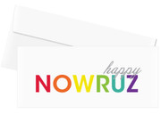 Happy Nowruz Money Envelopes - Set of 10