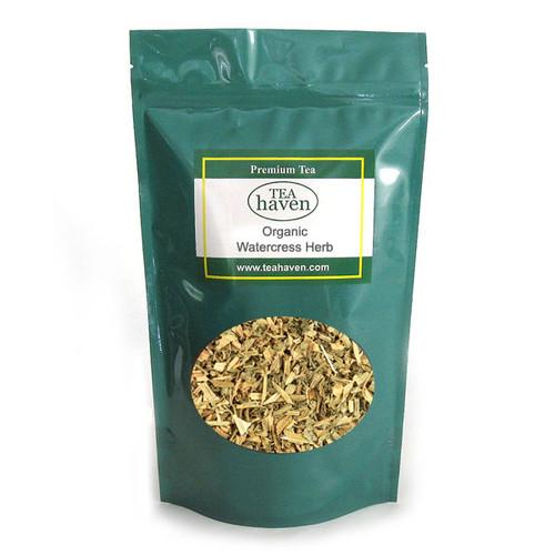 Organic Watercress Herb Tea