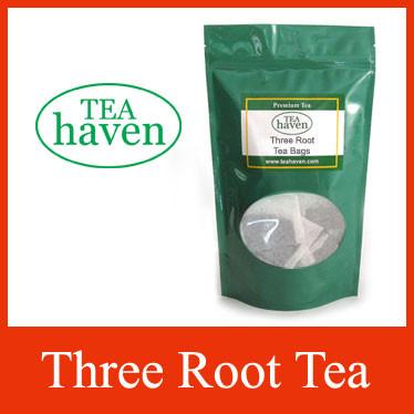 Three Root Tea Bags