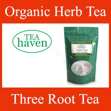 Organic Three Root Tea Bags