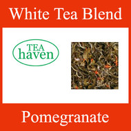 Pomegranate White Tea Blend