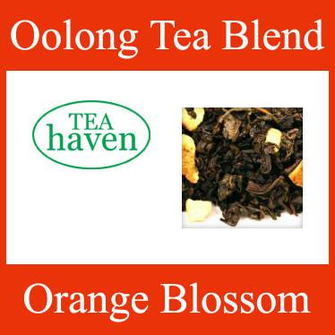 Orange Blossom Oolong Tea Blend