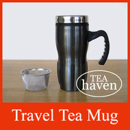 Multi-Grip Travel Tea Filter Mug