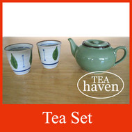 Tea Set - Green (20 oz)