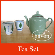 Tea Set - Green (32 oz)