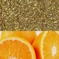 Orange Green Rooibos Tea