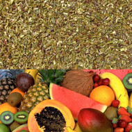 Tropical Fruits Green Rooibos Tea