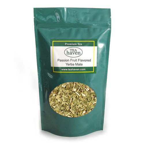 Passion Fruit Flavored Yerba Mate