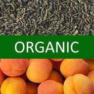 Organic Apricot Green Tea