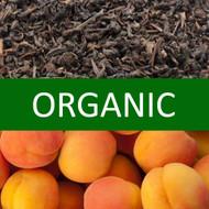 Organic Apricot Oolong Tea