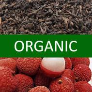 Organic Lychee Oolong Tea