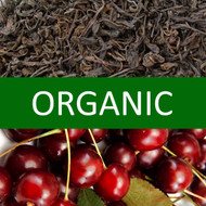 Organic Cherry Pu-erh Tea