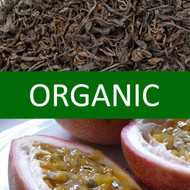 Organic Passion Fruit Pu-erh Tea