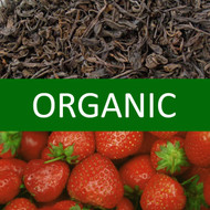 Organic Strawberry Pu-erh Tea