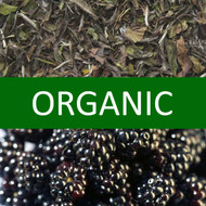 Organic Blackberry White Tea