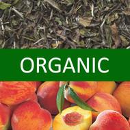 Organic Peach White Tea