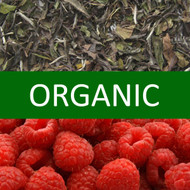 Organic Raspberry White Tea