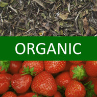 Organic Strawberry White Tea