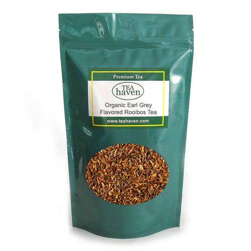 Organic Earl Grey Flavored Rooibos Tea