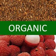 Organic Lychee Rooibos Tea