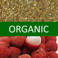 Organic Lychee Green Rooibos Tea