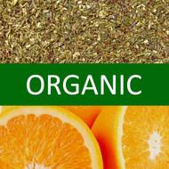 Organic Orange Green Rooibos Tea