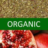 Organic Pomegranate Green Rooibos Tea