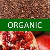 Organic Pomegranate Honeybush Tea