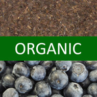 Organic Blueberry Roasted Yerba Mate