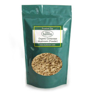 Organic Cordyceps Mushroom Tea (Powder)