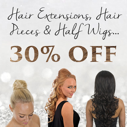 Hair By MissTresses | Hair Extensions, Hair Pieces & Half Wigs 30% Off SALE