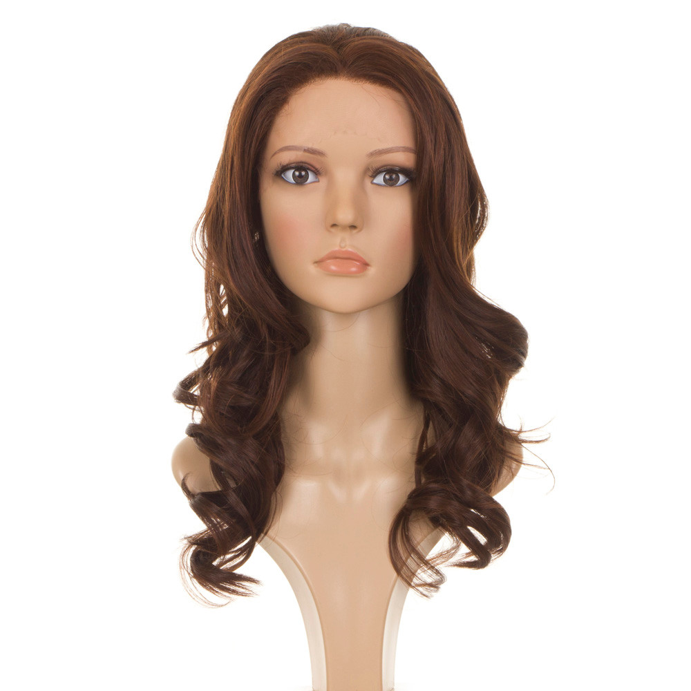 Brown Lace Wigs Human Hair