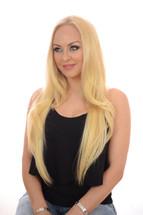 V Tress Natural Wave Candy Blonde