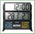 ULTRAK T-300: RF-Controlled Advanced Portable Scoreboard Timer