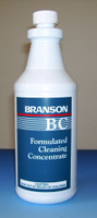 Branson Buffing Compound Remover