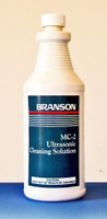 Branson MC-2 Metal Cleaner