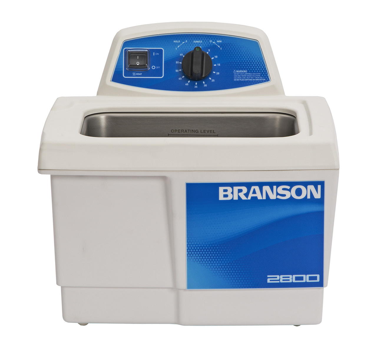 Branson M2800H Ultrasonic Cleaner