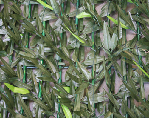 Woven Bamboo Fence (10' wide X 3.5' tall) -FREE SHIPPING - EZ 8027