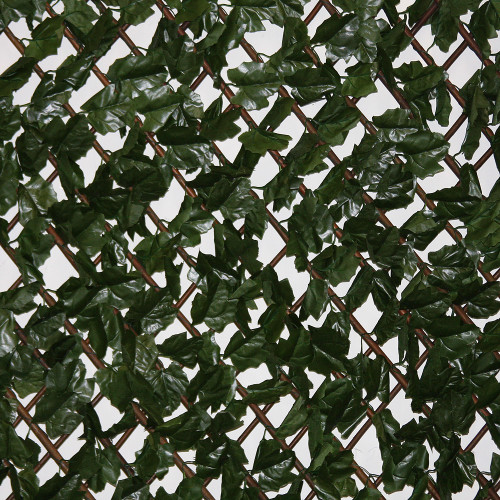 Expandable Lattice with Ivy (Expands to approx. 25 sq/ft) -FREE SHIPPING - EZ 8030