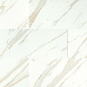 "MS International Pietra: Calacatta 12"" x 24"" Porcelain Tile NPIECAL1224P"